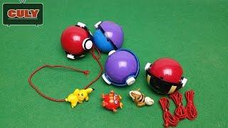 đồ chơi Quả cầu Pokeball trong Pokemon Go toy for kid