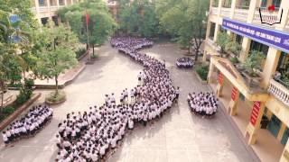 Tiến quân ca - 1600 giáo viên, học sinh Trường TH Mai Động