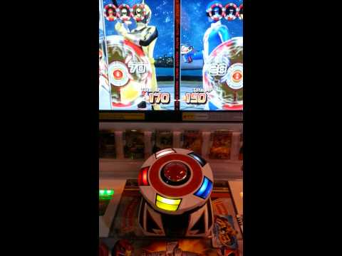 power Rangers card Battle Game play