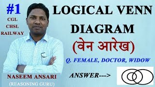 Categories video logical venn diagrams reasoning tricks logical venn diagrams reasoning tricks cgl chsl ccuart Choice Image
