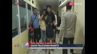 Terekam CCTV, Pelaku Remas Payudara di Depok Terciduk Polisi - BIM 16/01