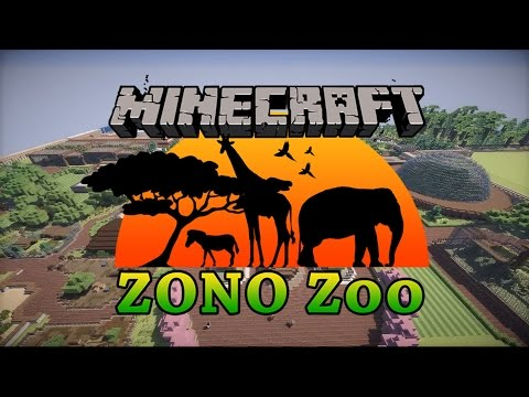 Zoo In Minecraft :: Completed :: Z One N Only
