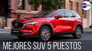 Top 10 Mejores SUV de 5 Puestos Para el 2019
