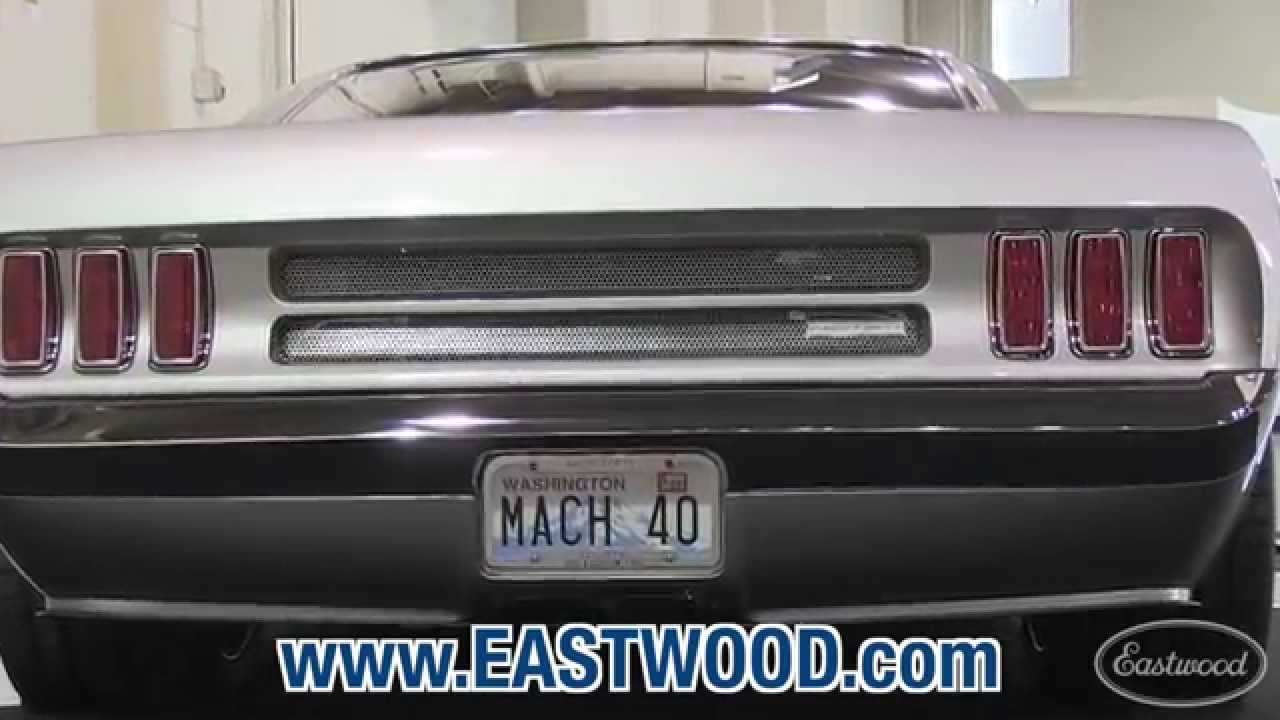 1969 Ford Mach 40 Mustang Mach 40 1969 Ford at