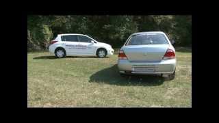 Nissan Almera vs. Nissan Tiida