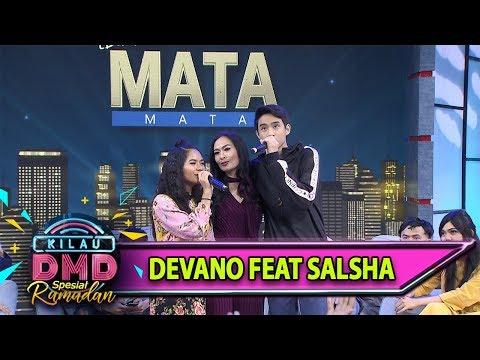 Download Devano Feat Salsha, Seneng bgt Melihat Keuarga Isda Nyanyi Bareng - Kilau DMD 12/6 Mp4 baru