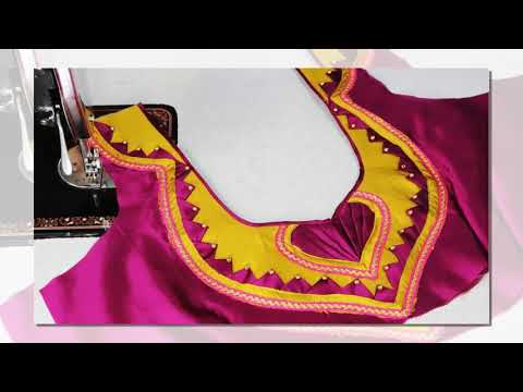 blouse designs / nick designs blouse/ designer blouse
