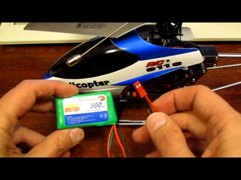 Double Horse 9116 4 channel helicopter review