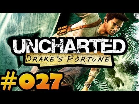 Let's Play Uncharted: Drakes Schicksal #027 - Schnell zu Hilfe [Deutsch][Blind][PlayStation3]
