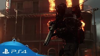 Download Wolfenstein II: The New Colossus | Gameplay Trailer #2 | PS4 3Gp Mp4