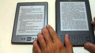 Kindle 4 vs. Kindle 3 - Page Turning Speed and Refresh Rate