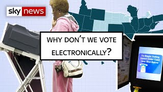 General election: Why don't we vote electronically?
