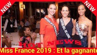 Miss France 2019 : Et la gagnante du test de culture générale est…