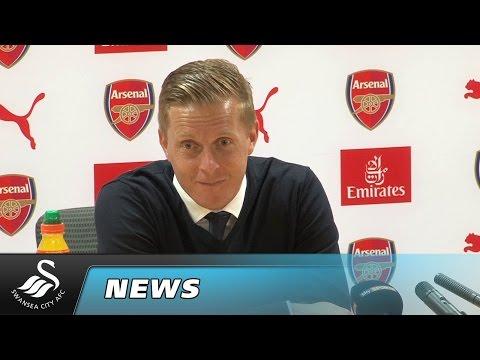 Swans TV - Reaction : Monk on Arsenal win