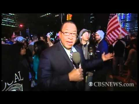 NYC reacts to Osama bin Laden