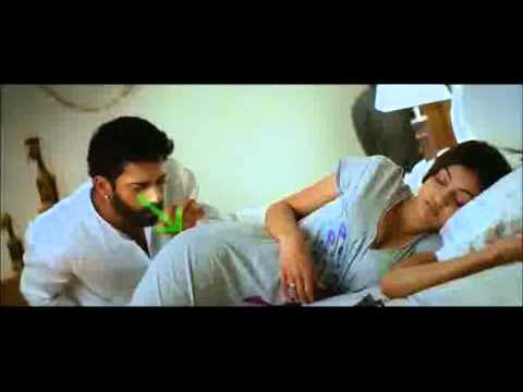 Kajal Agarwal Curvy Body Enjoyed By Villian Bold Scene video