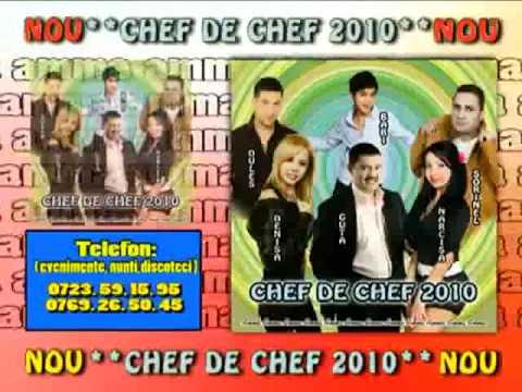 CHEF DE CHEF 2010 AMMA