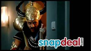 Snapdeal Hell TV Ad 4 - Yamdude campaign 20 sec