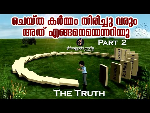 The Truth - Action And Reaction Theory In Life    Part  2 video