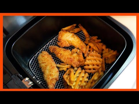 Advantages of Using an Air Fryer