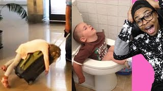 Times Kids Fell Asleep in the Funniest Places