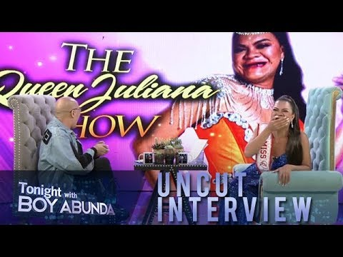TWBA Uncut Interview: Juliana Parizcova Segovia