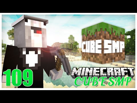 Minecraft CUBE SMP - Episode 109 - Many Builds!