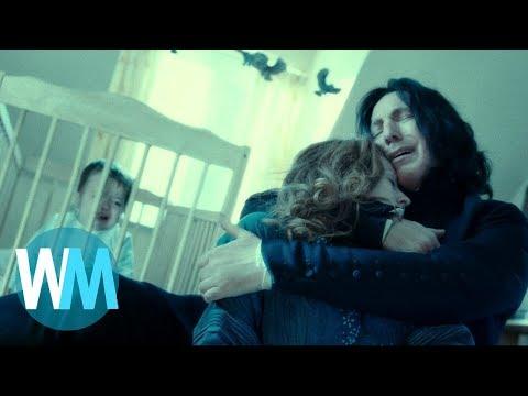 Топ 10 Лучших Изменений и Дополнений, Которые Привнесли Фильмы о Гарри Поттере