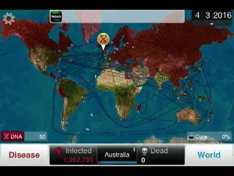 Plague inc. necroa(zombie) plague brutal walkthrough