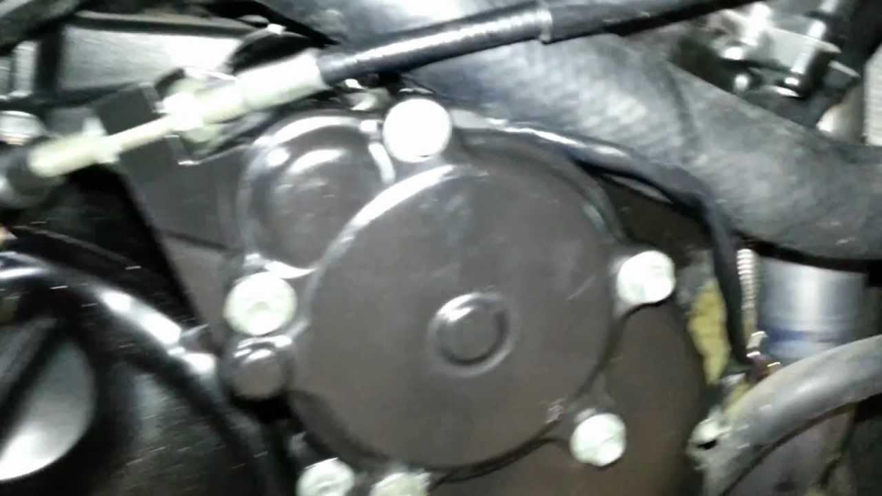 Kawasaki Clutch Noise