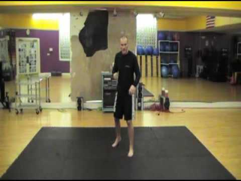 Best MMA Boxing Footwork Flow Drill (Visit AtlanticMMA.com) Image 1