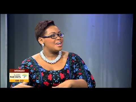 Ntokozo Mbambo on her latest album