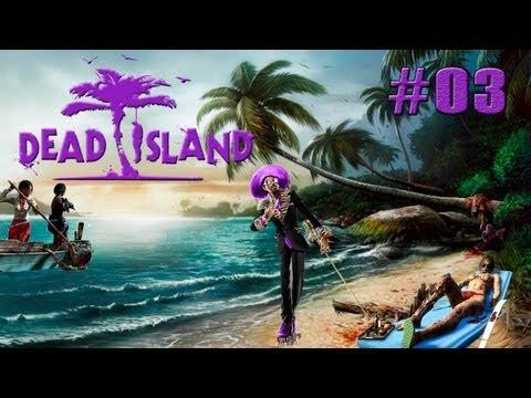 VEGETTA EN DEAD ISLAND: LA BEBIDA ES MUY MALA