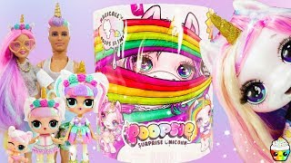 POOPSIE Unicorn Surprise LOL Unicorn Family Gets A Unicorn Slime Surprise