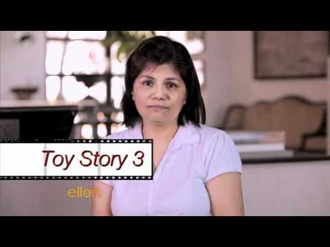 Mindy's Movie Minute - 'Toy Story 3'