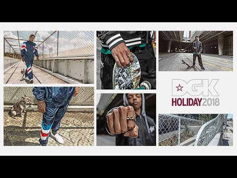 DGK - Holiday 2018 Line