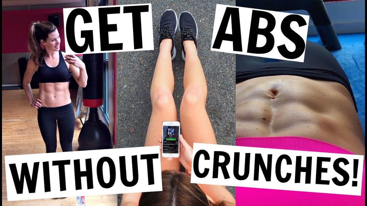 Want Flat Abs Skip The Crunches And Do These 4 Exercises Instead