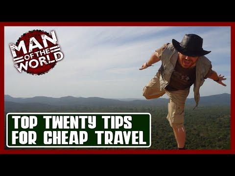 How To Travel The World On The Cheap (with Graham Hughes)
