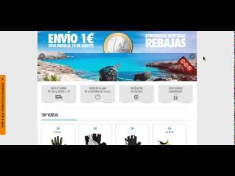 Cómo comprar en la tienda online Retto.com