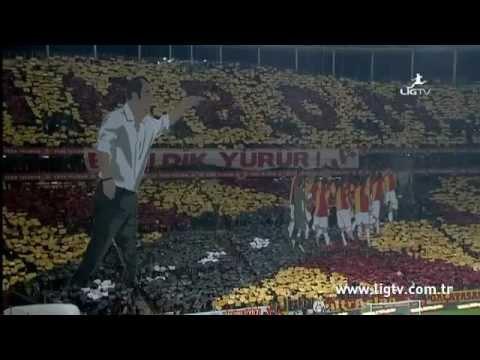 The best choreography in the world  from galatasaray turkey  ultraslan