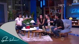 VJ Sonia, VJ Utt, dan Boy William Bernostalgia Ketika di MTV