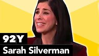 Sarah Silverman with Andy Borowitz