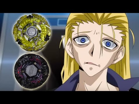 ADMIT IT. YOU ARE BEYBLADE WEAK!!! - Beyblade Metal Masters Gravity Perseus VS. Hell Kerbecs