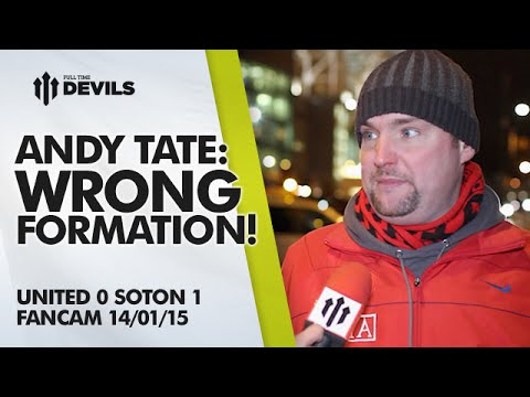 Andy Tate Shirt Andy Tate Wrong Formation