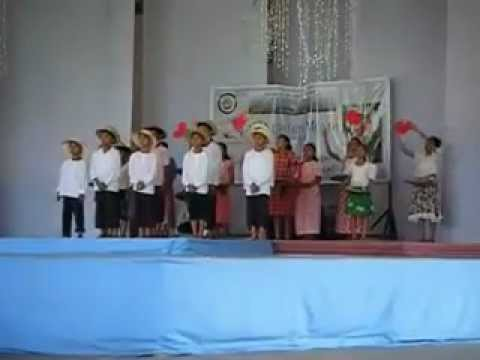 Pagkain ng Gulay Ugaliin, Araw-araw itong Ihain (Sabayang Pagbigkas)