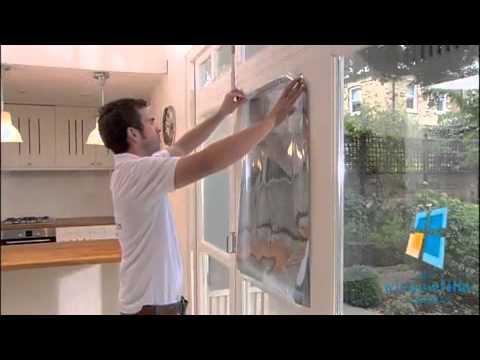 Как правильно тонировать окно  ARMOTON PROJECT