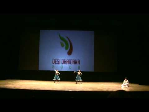 Dheem Ta Dare At Uw's Desi Dhamaka 2009 video