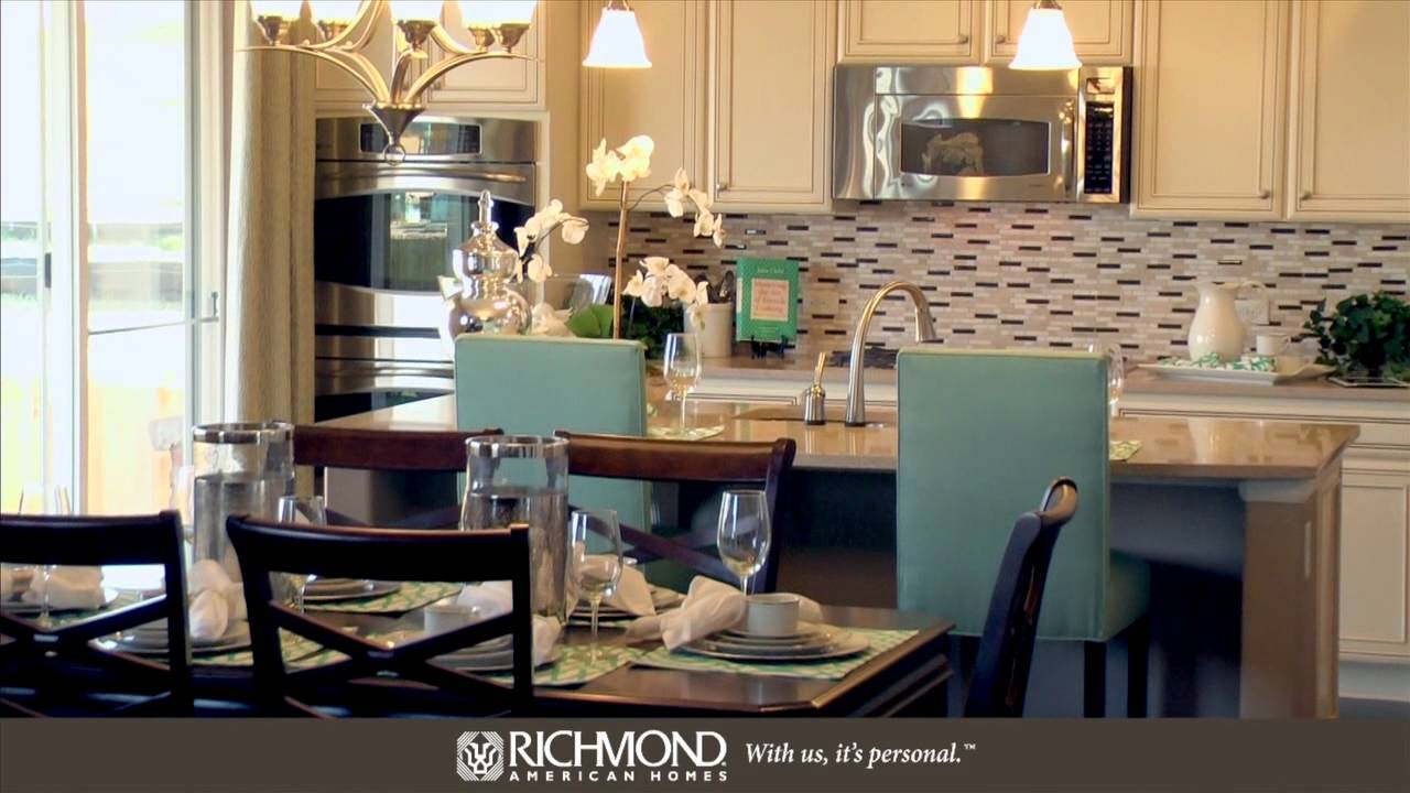 The Paige Floor Plan By Richmond American | Videos For Home Hunters |  Pinterest | Tandem, Spaces And House