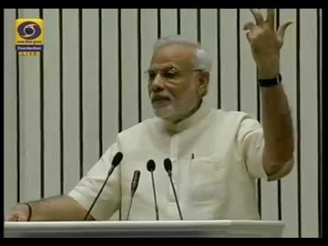 PM Shri Narendra Modi launches Smart Cities Mission,AMRUT & Housing for All