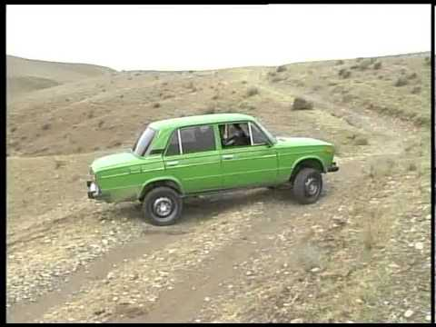 Avtomobil Vaz 2106 Mashin4x4.mpg